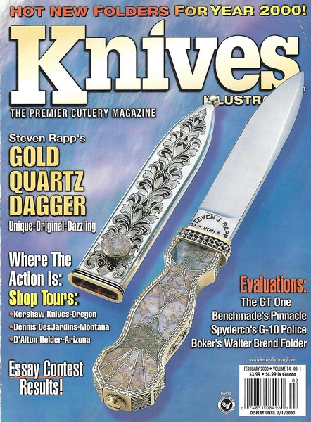 Knives Illustrated (cover)