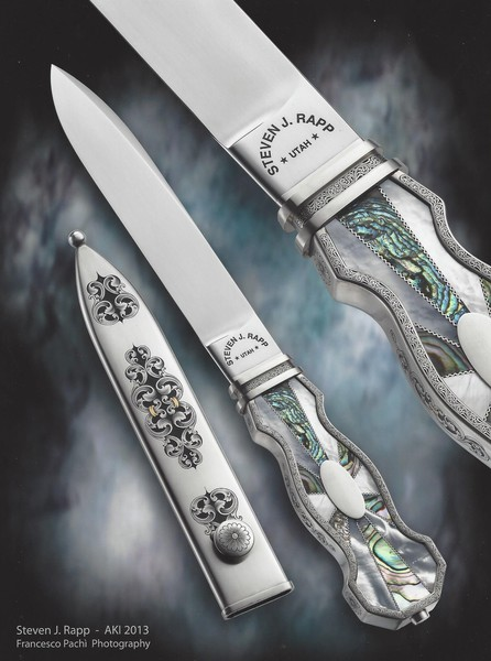 Abalone/Pearl Bradford Bowie
