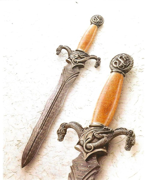 Dragon Dagger (short sword)
